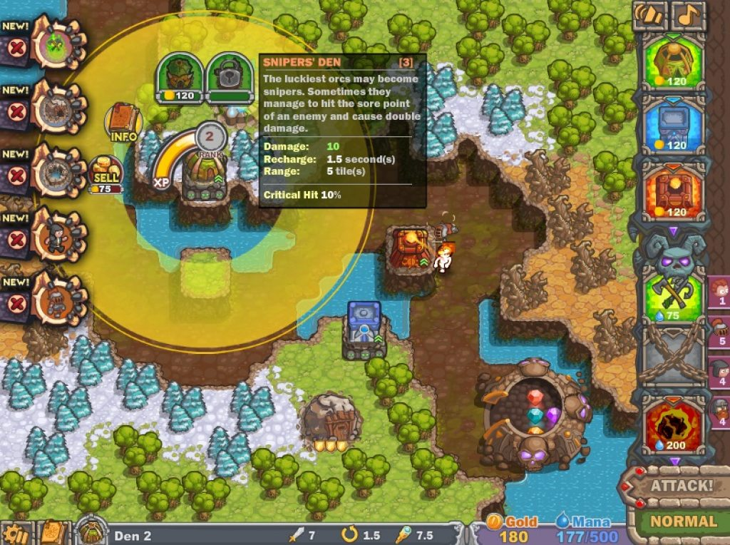best tower defense games pc