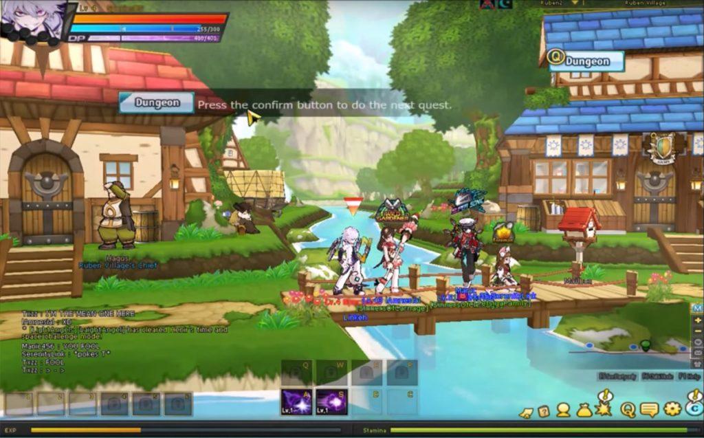 10 Best Free Games Like Maplestory 2017   Kaidus Games Like