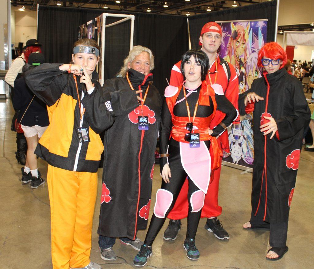 Naruto Akatsuki Cosplay