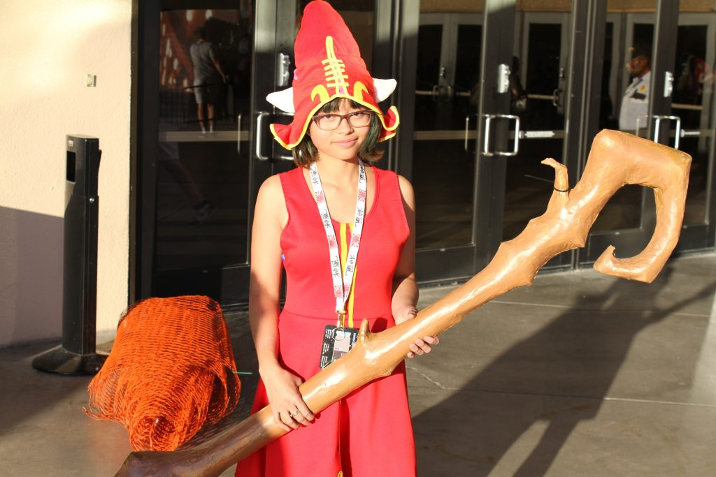Lvl Up Expo Lulu Cosplay