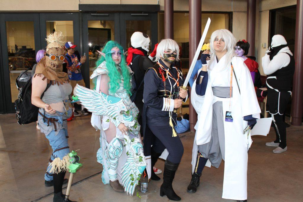 Junkrat cosplay